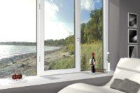 casement windows overlooks ocean