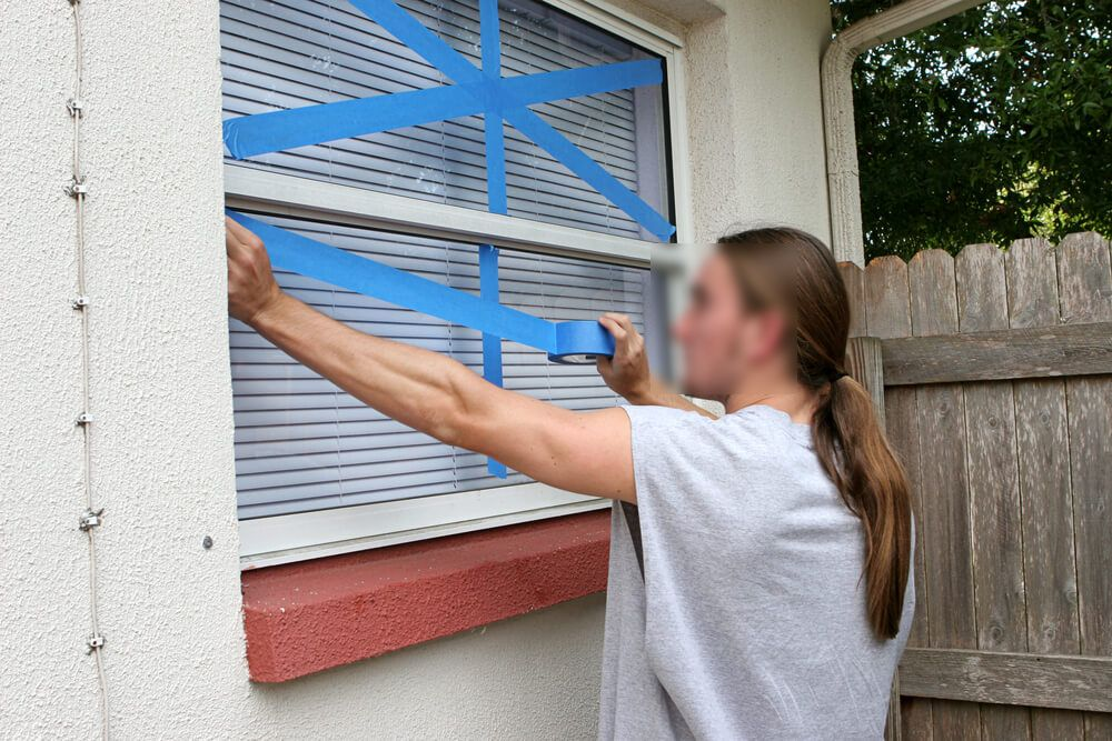 impact windows diy